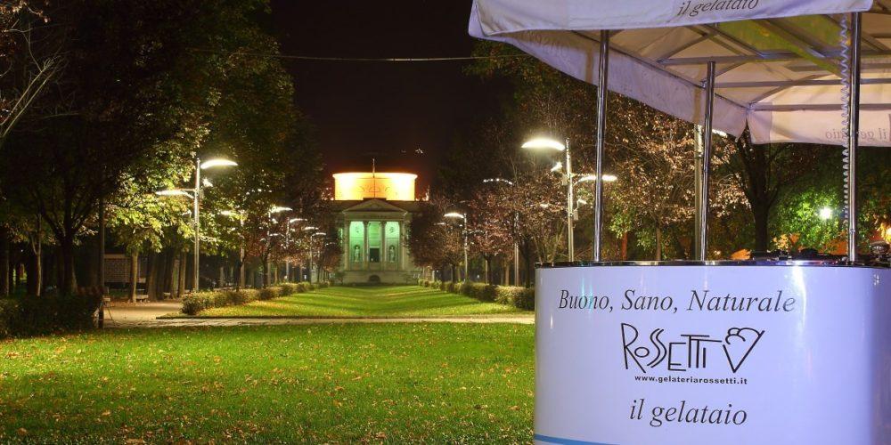 Gelateria Rossetti - Tempio Voltiano