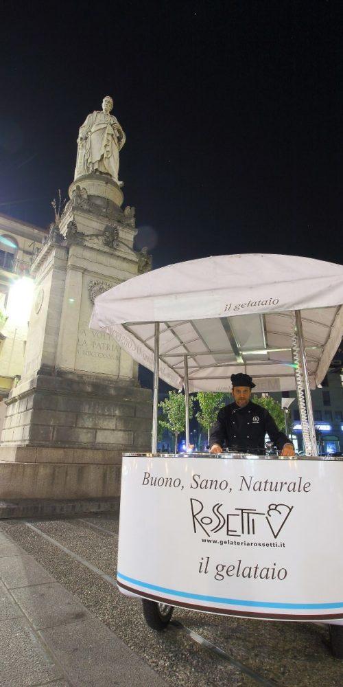 Gelateria Rossetti - Piazza Volta