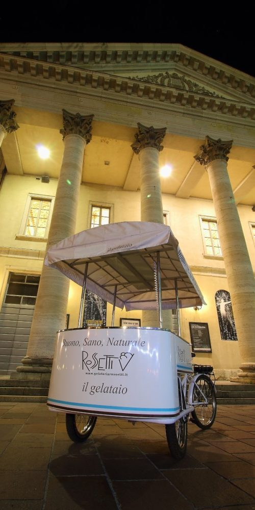 Gelateria Rossetti - Teatro Sociale