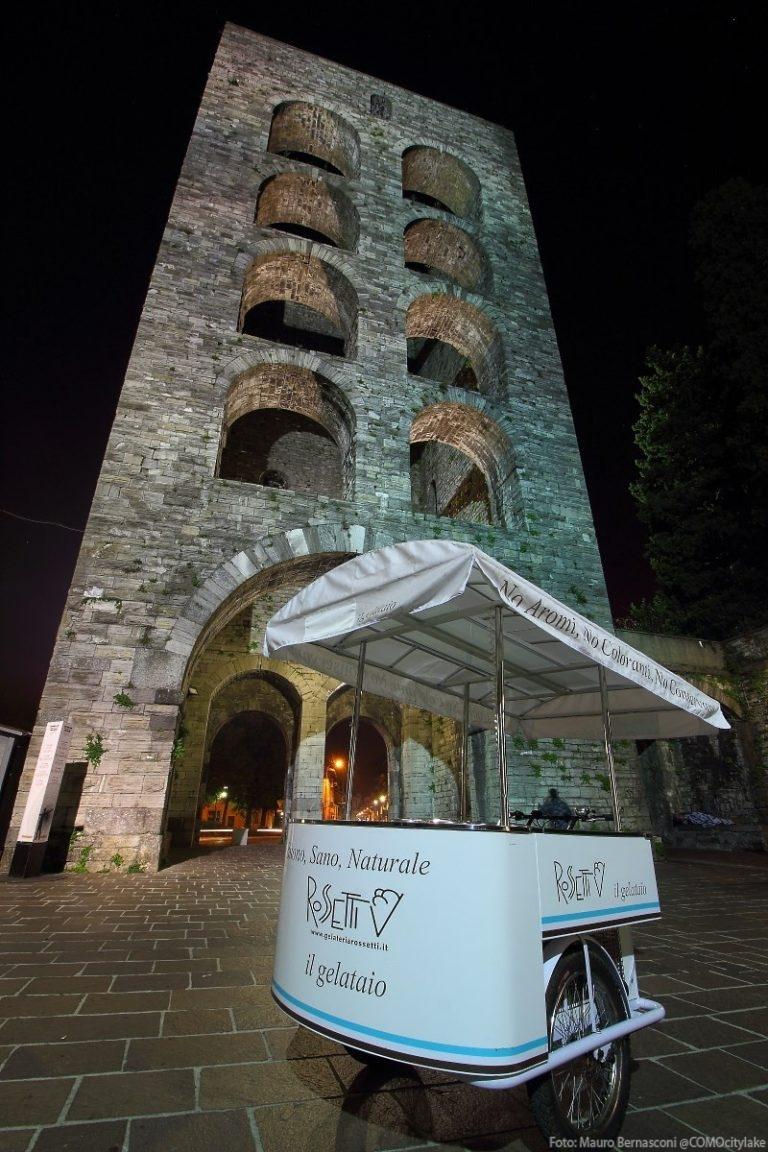 Gelateria Rossetti - Porta Torre